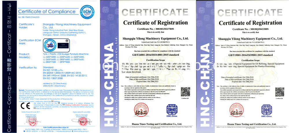 Plastic Recycling Machine Qualification